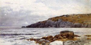 obraz morze
